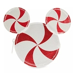 Disney Holiday Pouch - Mickey Mouse Peppermint Candy