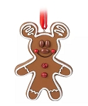 Disney Figure Ornament - Mickey Mouse Gingerbread Cookie
