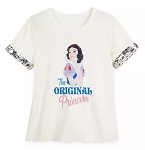 Disney Shirt for Women - Snow White - The Original Princess