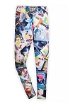 Disney Leggings for Women - Disney Poster Collage