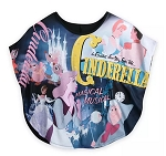 Disney Shirt for Women - Cinderella Fashion Collage Dolman