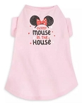 Disney T-Shirt for Dogs - Disney Tails - Minnie Mouse