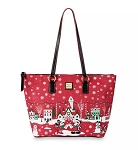 Disney Dooney & Bourke Bag - 2019 Holiday - Farmhouse - Tote