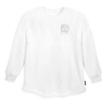 Disney Spirit Jersey for Adults - Walt Disney World Fleece - White