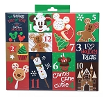 Disney Advent Sock Set for Women - Disney Parks Holiday Food