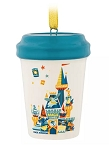 Disney Starbucks Ornament - Magic Kingdom Cup - Disney Parks