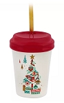 Disney Starbucks Ornament - Happy Holidays - Disney Parks