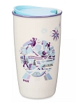Disney Starbucks Travel Tumbler - Epcot - Spaceship Earth