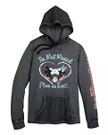 Disney Hoodie for Women - Mickey and Minnie Kiss - Most Magical Place