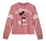 Disney Football Jersey for Women - Walt Disney World - Rose Gold