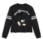Disney Football Jersey for Women - Walt Disney World - Black