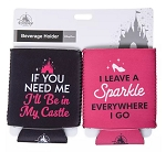 Disney Beverage Holder Set - Fantasyland