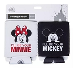 Disney Beverage Holder Set - I'll Be Your Mickey, I'll Be Your Minnie