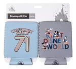 Disney Beverage Holder Set - Walt Disney World 1971