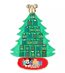 Disney Advent Calendar Wall Hanging - Mickey and Friends Plush
