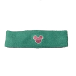 Disney Sweat Band - Mickey Mouse Icon - Green