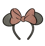 Disney Window Decal - Minnie Mouse Ears Headband