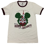 Disney Shirt for Adults - Disney Vacation Club - Home for the Holidays