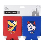 Disney Beverage Holder Set - 2020 Mickey Mouse and Pluto