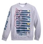 Disney Adults Sweatshirt - Walt Disney World 2020 - Mickey & Friends