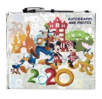 Disney Autograph Book - 2020 Mickey and Friends - Walt Disney World
