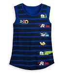 Disney Tank Top for Women - 2020 Mickey Mouse and Friends