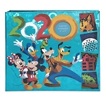 Disney Photo Album - 2020 Mickey Mouse - Walt Disney World - Medium