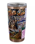 Disney Travel Tumbler - Mickey Mouse and Friends Mosaic