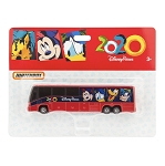 Disney Die Cast Bus - 2020 Mickey Mouse - Disney Parks