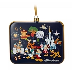 Disney Disc Ornament - Mickey and Friends - Disney Park Life