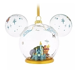 Disney Mickey Ears Icon Ornament - Walt Disney World Parks - Park Life