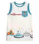 Disney Tank Top for Boys - Walt Disney World - Disney Park Life