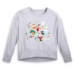 Disney Pullover for Women - Mickey Mouse & Friends - Disney Park Life