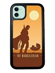 Disney iPhone XR/11 Case - Star Wars - The Mandalorian