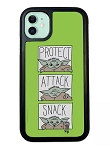 Disney iPhone XR/11 Case - Star Wars - Protect Attack Snack