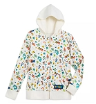 Disney Zip-Up Hoodie for Kids - The World of Pixar
