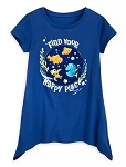 Disney Kids Shirt - Find Your Happy Place - Nemo & Friends