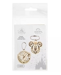 Disney UGears Keychain - Mickey Mouse Wooden Puzzle