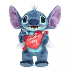 Disney Valentine's Day Plush - 2020 Stitch Cupid