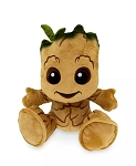 Disney Plush - Baby Groot Big Feet - Guardians of the Galaxy