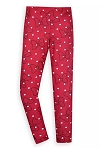 Disney Leggings for Women - Minnie Mouse Red Bow