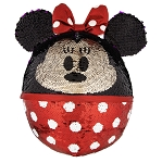 Disney Plush - Minnie Mouse Reversible Sequined