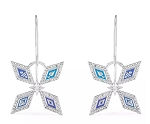 Disney Rebecca Hook Earrings - Snowflakes - Frozen 2
