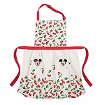Disney Apron for Adults - Mickey and Minnie Mouse Retro