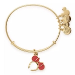 Disney Alex & Ani Bracelet - Minnie Mouse Ear Headband - Red