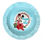 Disney Pie Dish - Minnie Mouse Retro