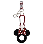 Disney Bottle Holder Lanyard - Minnie Mouse Body Parts