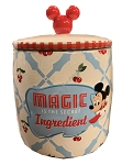 Disney Kitchen Canister - Mickey Mouse Retro