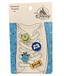 Disney Shoelace Charms - Monsters INC