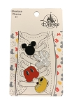 Disney Shoelace Charms - Mickey Mouse